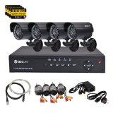 Mehrkanal CCTV DVR Überwachungskamera Set