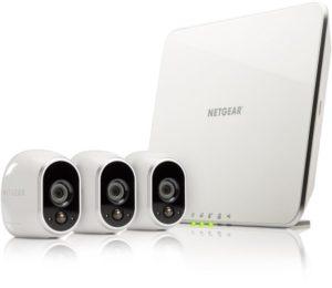 Netgear Arlo Überwachungskamera SET